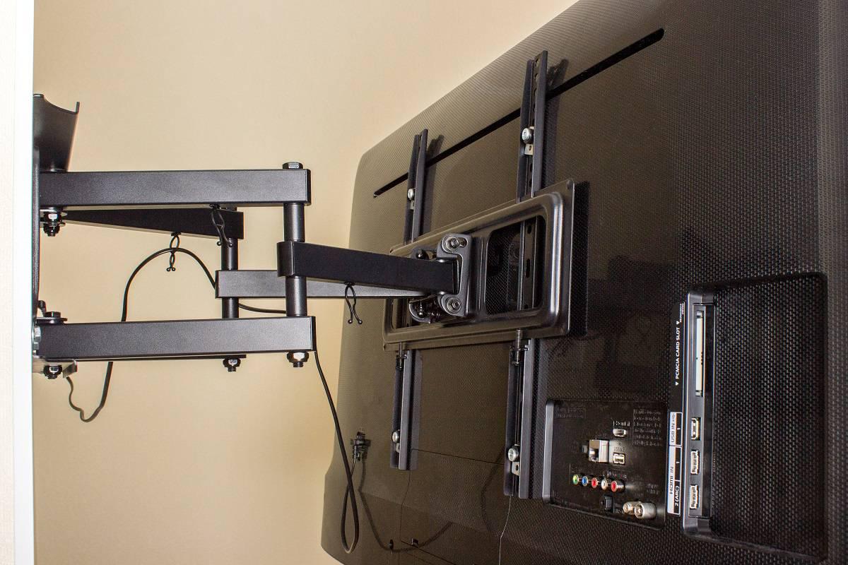 best full motion tv mount