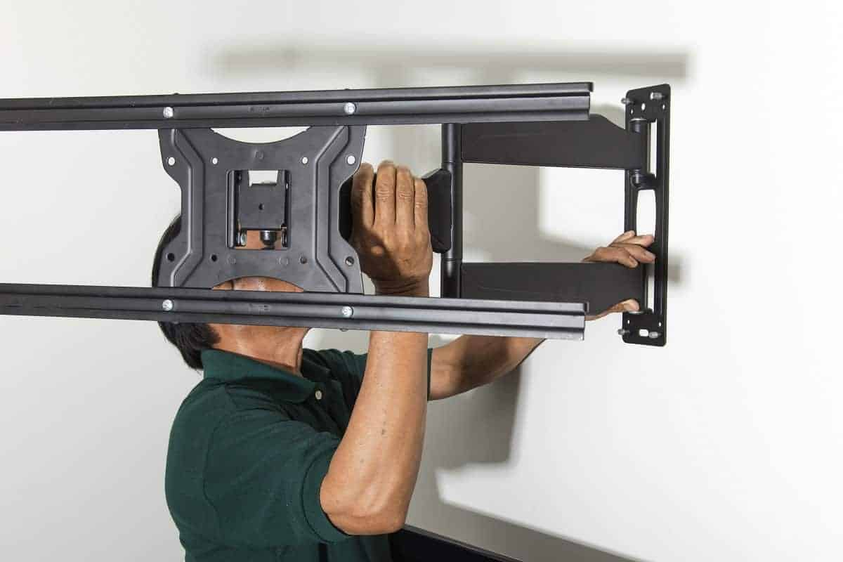 How High Should A Tv Be Mounted On A Wall Best Tv Bracket